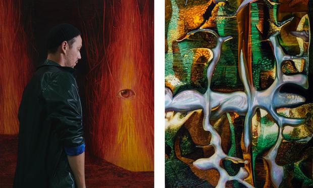 Фото №1 - Выставка Саши Купаляна «Адамовым детям»