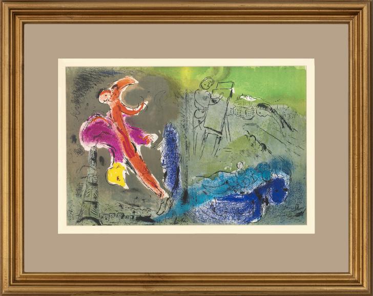 Фото №2 - Работы Пикассо, Шагала и Церетели на выставке в Москве
