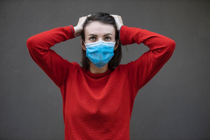 Ученые Университета Ватерлоо выяснили, маски защищают от COVID-19 всего на 10 процентов