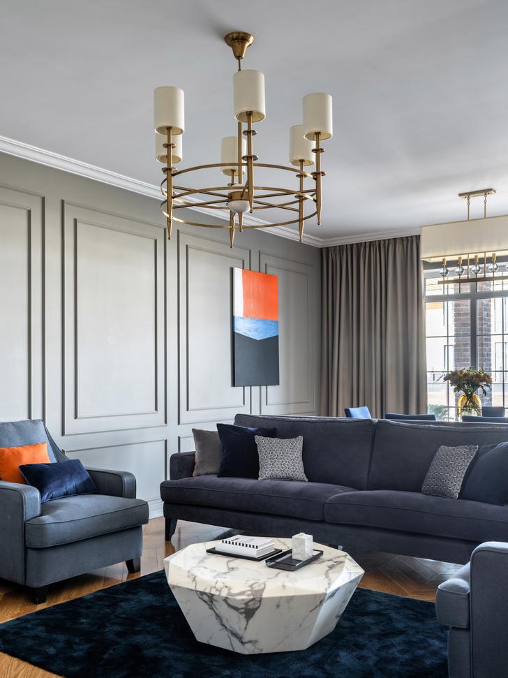 Фото №2 - Двухэтажный коттедж с мансардой 220 м²: проект студии Balcon
