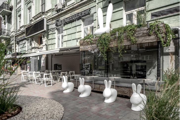 Фото №8 - Бар Rabbit Habit в Киеве