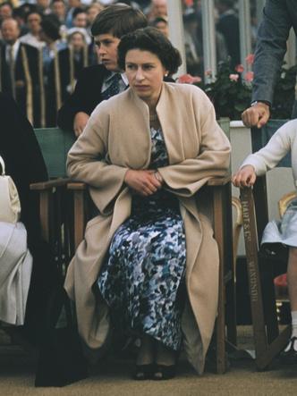 Фото №12 - Великолепный век: 50 лучших королевских образов за 100 лет