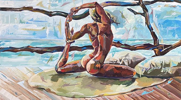 Катерина Плеханова: «Нахожу вдохновение в людях и природе»