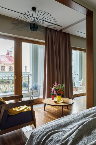 Фото №8 - Квартира архитектора в центре Санкт-Петербурга