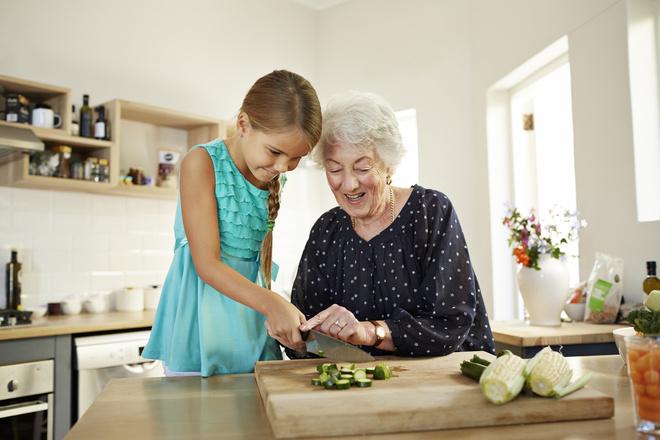 К чему снится бабушка живая
