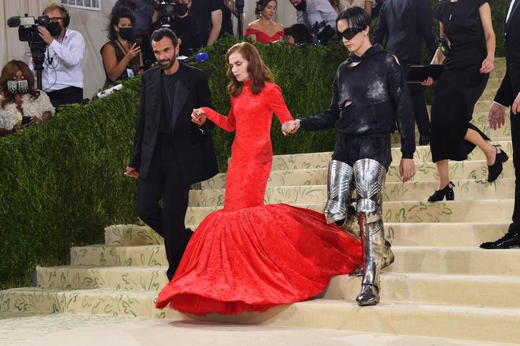 Фото №15 - Met Gala 2021: все модные образы бала Института костюма