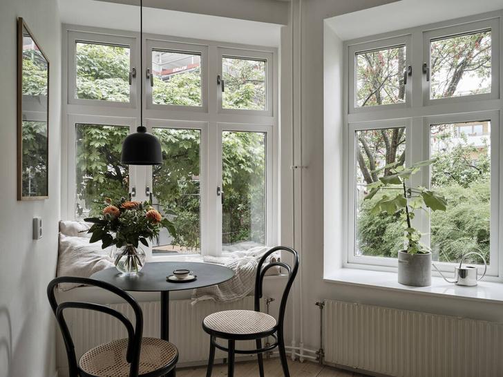 Фото №11 - Маленькая, светлая квартира в Гетеборге