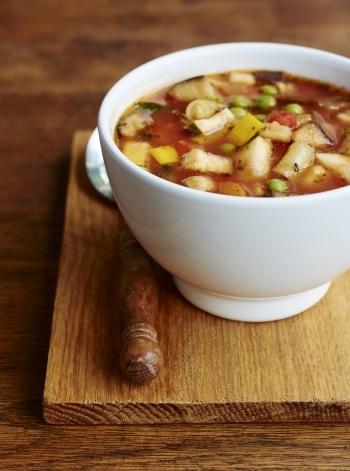 Фото №7 - 10 простых, но вкусных и сытных постных супов