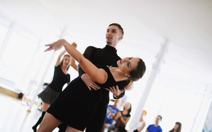 Фото №6 - Омичи могут за час научиться танцевать хастл