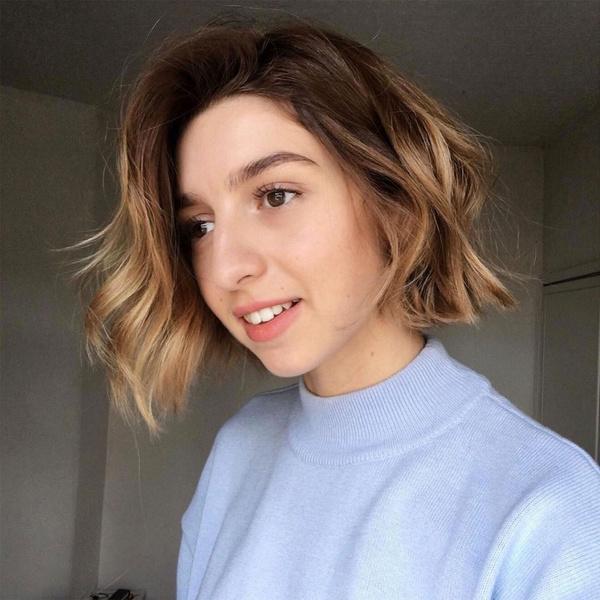 Фото №63 - Короче! 80 стильных стрижек для тех, кому надоели длинные волосы