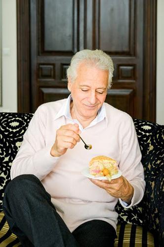 Фото №1 - Пьер Дюкан: «Ешьте как ваша бабушка!»