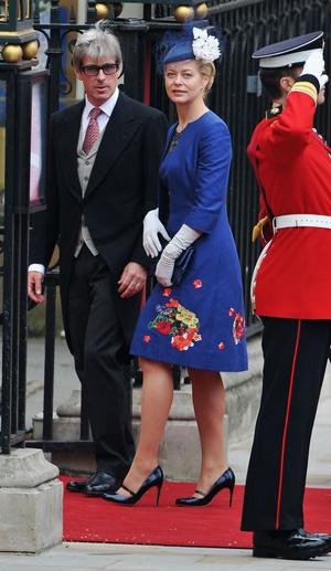 Фото №15 - Новые правила: как изменился стиль гостей на королевских свадьбах за последние 10 лет
