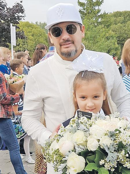 Стас Михайлов, фото, дети Стаса Михайлова