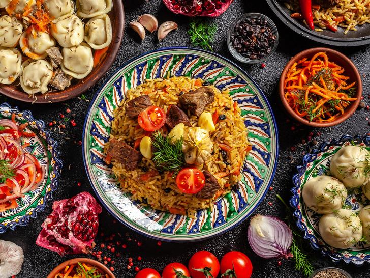 Фото №1 - Плов и не только: лучшие рецепты блюд в казане
