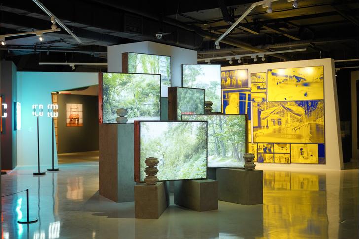 Фото №6 - Выставка номинантов II Московской Арт Премии в «Зарядье»