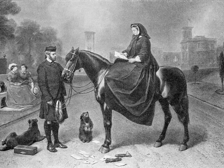 Фото №4 - Мишень— монарх: как королева Виктория стала приманкой для безумного убийцы (и помогла полиции его поймать)