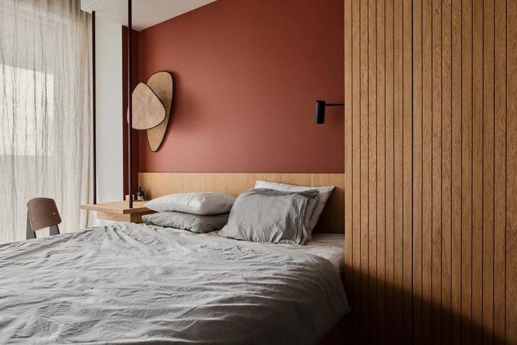 Фото №8 - Квартира в Варшаве с приглушенными цветовыми акцентами