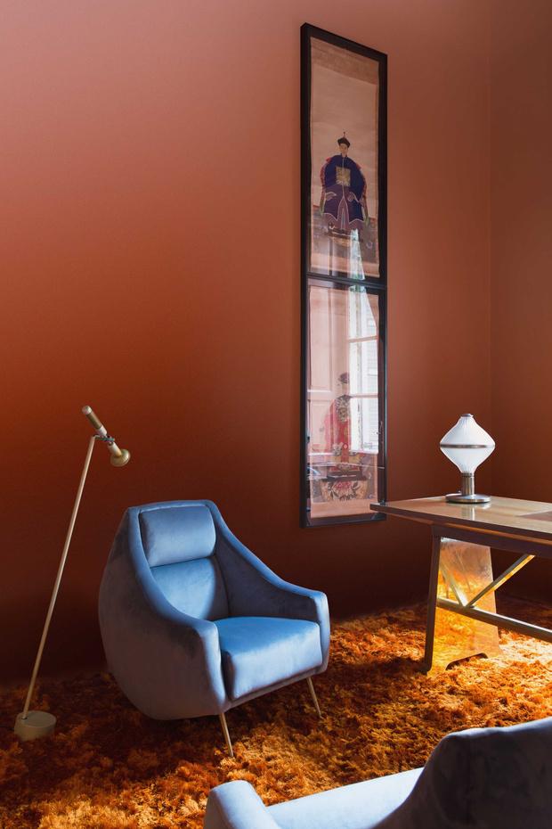 Фото №4 - Новая коллекция Calico Wallpaper в коллаборации с дизайнерами