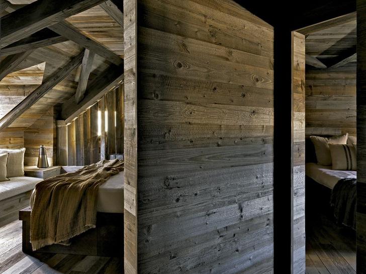Фото №8 - Уютное деревянное шале в Альпах
