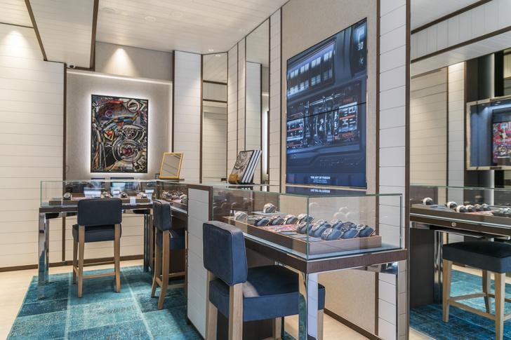 Фото №2 - Где купить стильные часы: Hublot открывает новые бутики на Средиземном море