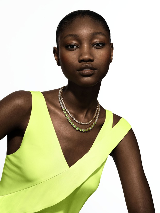 Фото №14 - Невозможно прекрасная коллекция высокого ювелирного искусства Tiffany & Co.
