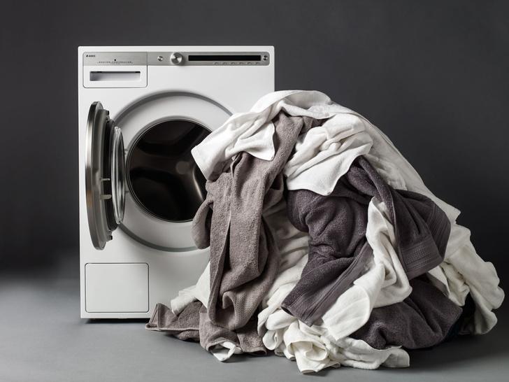 Фото №2 - Скандинавский подход: домашняя прачечная ASKO