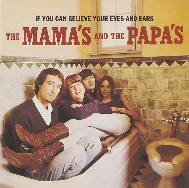 Фото №1 - История одной песни: «California Dreamin'» The Mamas & the Papas, 1965