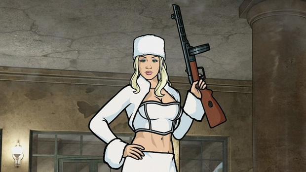 Фото №15 - «Убей меня понарошку!»— советский автомат ППШ в мультфильмах