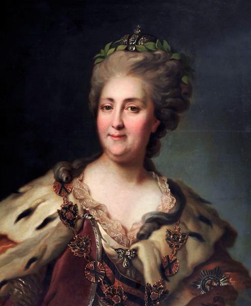 Екатерина Великая, Екатерина II, как воспитывали детей цари, методы воспитания царских детей, методы воспитания Екатерины Великой