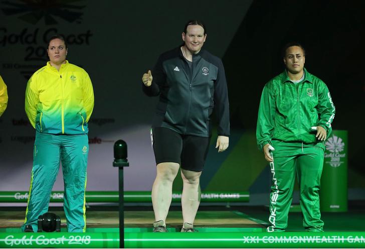 Фото №7 - Битва полов на Олимпиаде: за медали поборется женщина— в прошлом мужчина-штангист