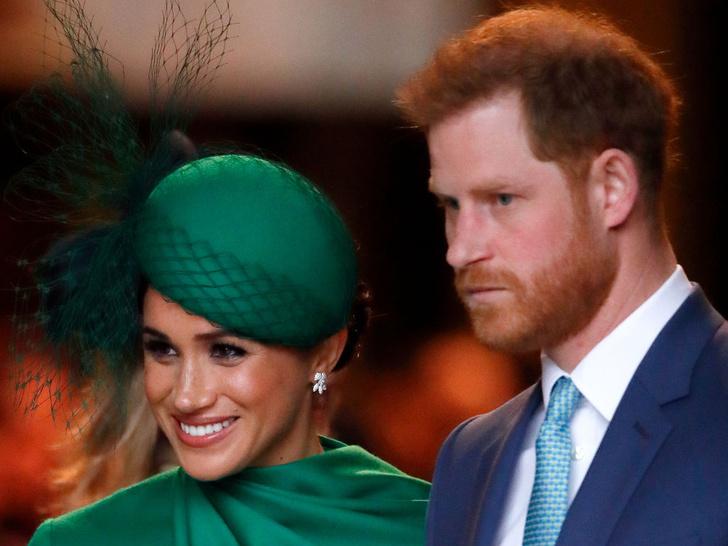 Фото №2 - Кошмар принца: главный страх Гарри в браке с Меган (и это вовсе не развод)