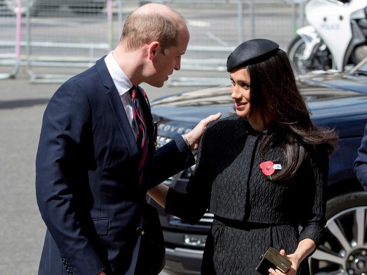 Фото №1 - Неразрешимый конфликт: что принц Уильям не может простить герцогине Меган