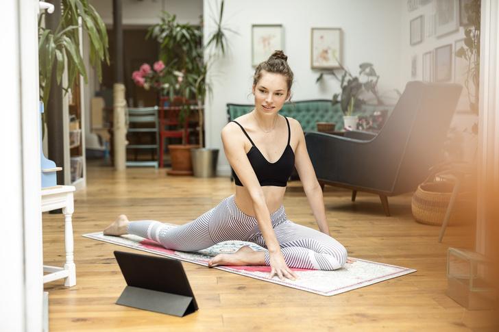 Фото №1 - 5 простых упражнений для упругой попы и плоского животика