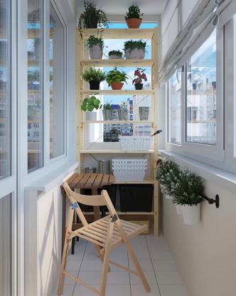 Фото №4 - Как превратить балкон в идеальную lounge-зону для душевных посиделок с френдами 🧡