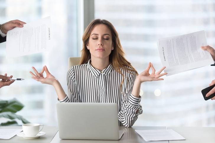 Фото №1 - Когда жить, если работаешь 5 дней в неделю: Наталья Токарская ответила на вопрос с форума Woman.ru