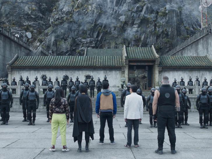 Фото №6 - Рецензия без спойлеров: стоит ли смотреть фильм «Шан-Чи и легенда десяти колец» от Marvel 🐲
