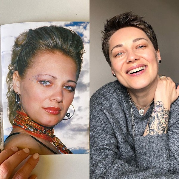 Фото №2 - Дерзко! 30 девушек, решивших очень коротко постричься— фото до и после