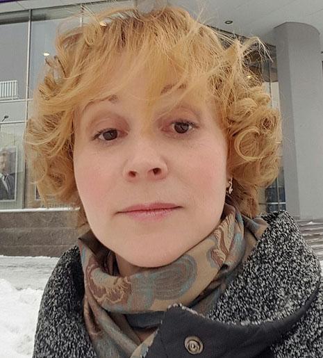Елена Карбовничая, врач, фото