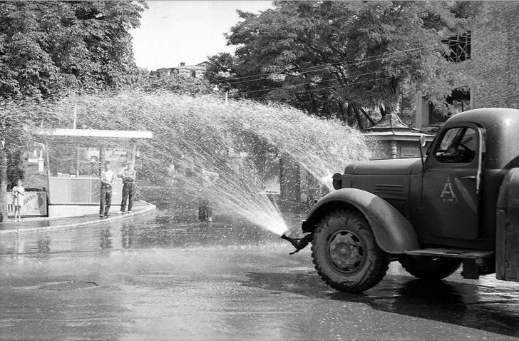 Фото №5 - Как спасались от жары в СССР (ностальгическая галерея)