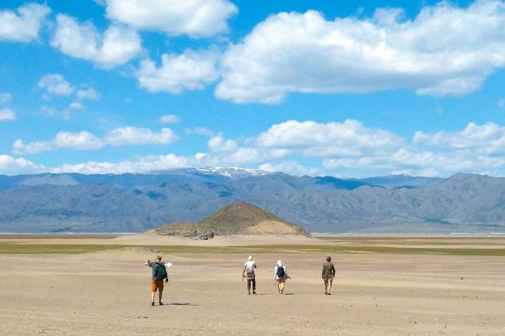 Фото №1 - На дне Саяно-Шушенского водохранилища обнаружили около 200 древних курганов