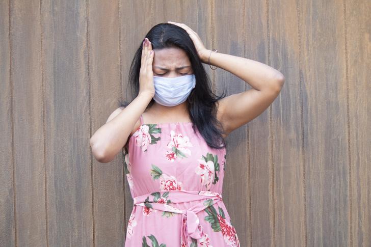 симптомы ковид коронавирус