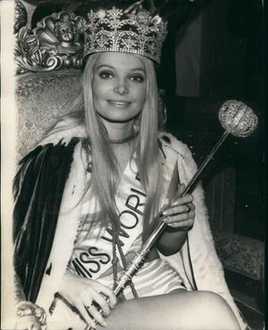 Фото №5 - Самые яркие победительницы «Мисс мира» за всю историю конкурса