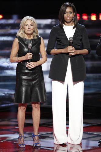 Фото №12 - Стиль Джилл Байден: как одевается новая Первая леди США