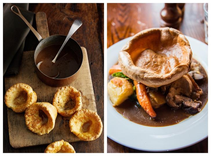 Фото №1 - Как готовить йоркширский пудинг: секретный рецепт от личного повара Королевы