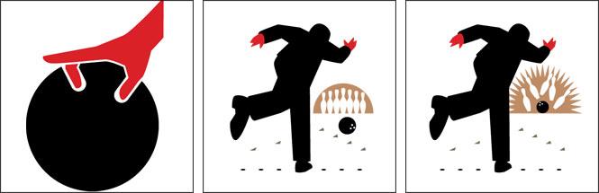 Фото №3 - Как побеждать в боулинге