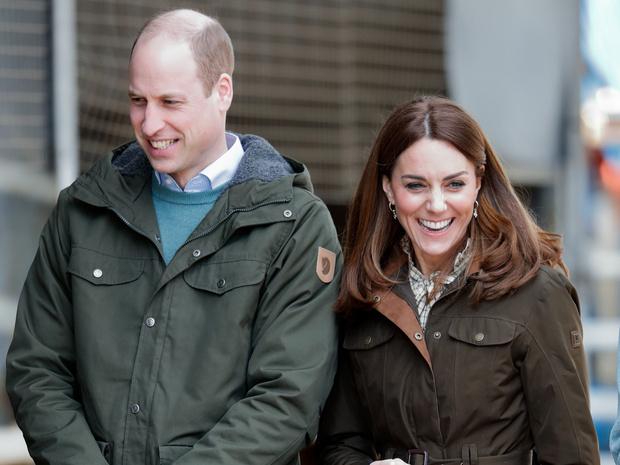 Фото №1 - Семейный юмор: чем герцогиня Кейт любит дразнить принца Уильяма