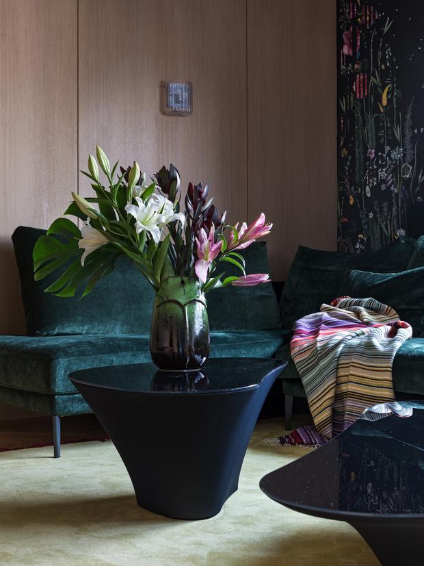 Фото №5 - Просторная квартира с яркими акцентами в Минске