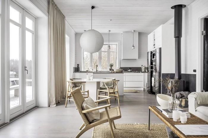 Фото №1 - Дом шведского стилиста Пеллы Хедеби