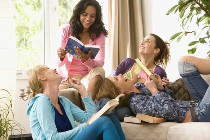 Фото №1 - Книги для мам, подруг и бабушек к 8 Марта