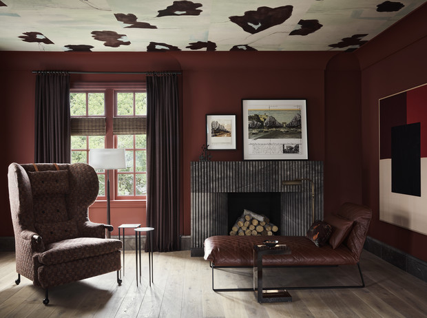 Фото №1 - The Listening Room: офис в Сан-Франциско по проекту Чада Дорси